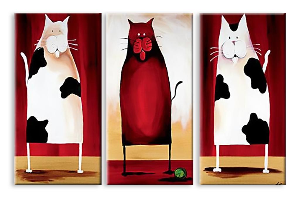 обязательной применению мастер класс коты акрилом процесс