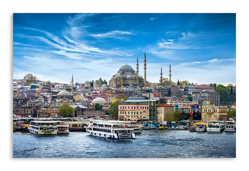 Колоритный Стамбул из Самары на 8 марта!