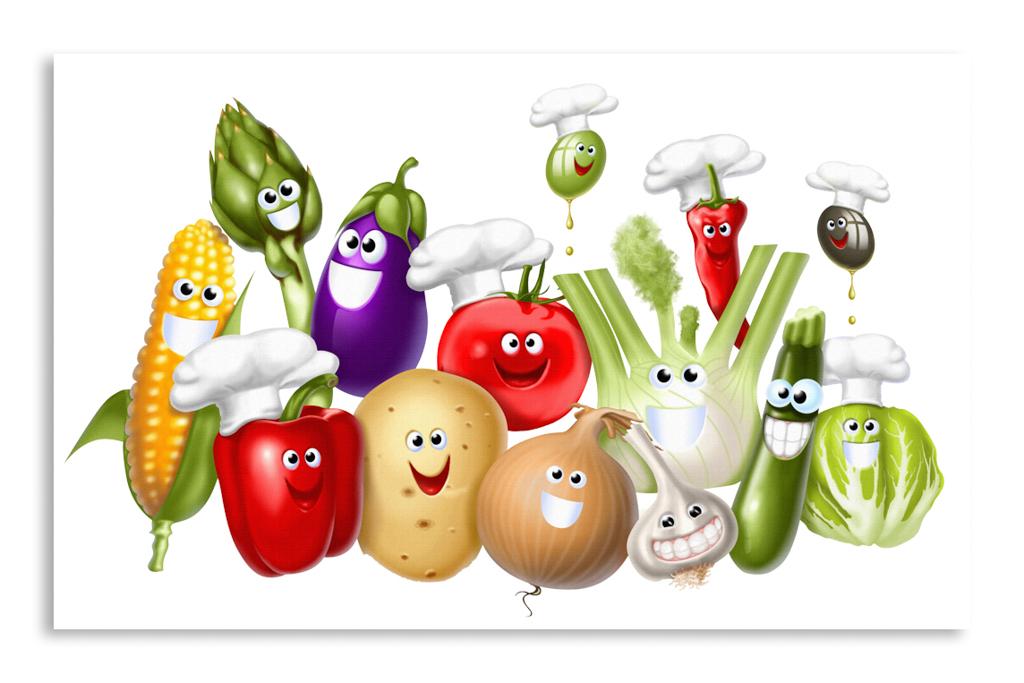 Картинки, картинки прикольных витаминов