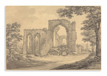 "Репродукция 252 ""Furness Abbey"""